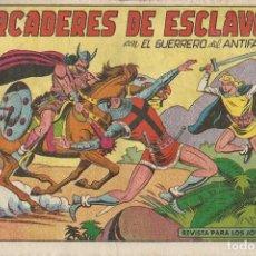 Tebeos: EL GUERRERO DEL ANTIFAZ Nº 427 - MERCADERES DE ESCLAVOS. Lote 296583288