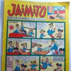Tebeos: JAIMITO-SEMANAL- Nº 860 -KARPA-NIN-SANCHIS-SERAFÍN-CASTILLO-1966-CASI BUENO-DIFÍCIL-LEA-5707. Lote 296885753