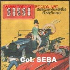 Tebeos: SISSI EXTRA VERANO 1960 -- ORIGINAL. Lote 26551621