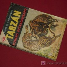 Tebeos: TARZAN. EXTRAORDINARIO 1955 (NOVARO). ¡¡ COLECCIONISMO DE ELITE !!. Lote 26645776
