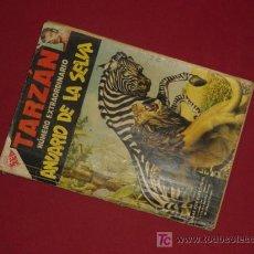 Tebeos: TARZAN. EXTRAORDINARIO 1954 (NOVARO). ¡¡ COLECCIONISMO DE ELITE !!. Lote 26459460