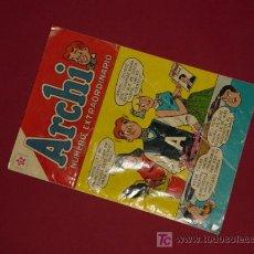 Tebeos: ARCHI. EXTRAORDINARIO 1959 (NOVARO). ¡¡ COLECCIONISMO DE ELITE !!. Lote 26977461