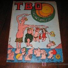 Tebeos: TBO EXTRAORDINARIO DE VACACIONES 1967. Lote 10368720