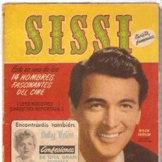 Tebeos: SISSI EXTRA DE VERANO CON ROCK HUDSON -- ORIGINAL- LEER. Lote 24556997