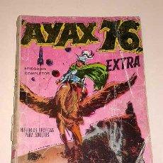 Tebeos: AYAX 76. Nº 1. EXTRA. JOSE MARIA BELLALTA. EDICIONES BOIXHER, BARCELONA 1968.. Lote 26449430