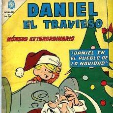 Tebeos: DANIEL EL TRAVIESO NUMERO EXTRAORDINARIO. Lote 6029531