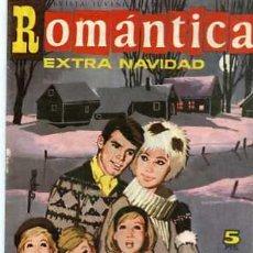Tebeos: ROMANTICA EXTRA DE NAVIDAD. Lote 6029982