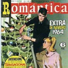 Tebeos: ROMANTICA EXTRA DE NAVIDAD AÑO 1964. Lote 6029987