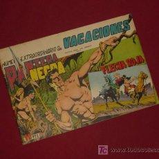 Tebeos: PANTERA NEGRA. EXTRA DE VACACIONES (MAGA).. Lote 27125815
