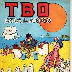 Tebeos: EXTRA TBO DE AGOSTO 1979. Lote 7528959