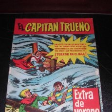 Tebeos: EL CAPITAN TRUENO, EXTRA DE VERANO 1960, EDT, BRUGUERA. Lote 11459761