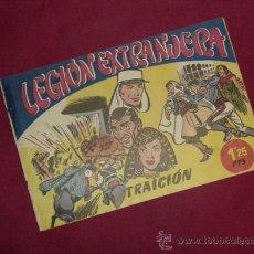 Tebeos: LEGION EXTRANJERA (EDIS - 1954) .... ¡¡ Nº 2 !!. Lote 27469697