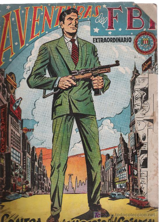 FBI. EXTRAORDINARIO Nº 6 (Tebeos y Cómics - Tebeos Extras)