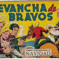 Tebeos: EL PEQUEÑO LUCHADOR. EXTRAORDINARIO DE NAVIDAD (1961). Lote 27595844