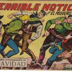 Tebeos: EL PEQUEÑO LUCHADOR. EXTRAORDINARIO DE NAVIDAD (1963). Lote 27618140