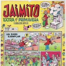 Tebeos: JAIMITO. Nº 1219. EXTRA DE PRIMAVERA 1973. Lote 23274826
