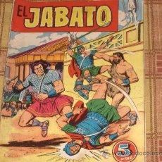 Tebeos: EL JABATO EXTRA VERANO 1958. BRUGUERA 5 PTS.. Lote 21934870
