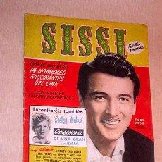Tebeos: SISSI EXTRA DE VERANO. ROCK HUDSON, SHELLEY WINTERS, STEVE REEVES, GREGORY PECK. IÑIGO, CARRILLO, ++. Lote 25762918