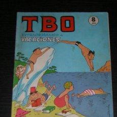 Tebeos: TBO - EXTRAORDINARIO DE VACACIONES. Lote 21404324