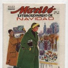 Tebeos: MARILÓ Nº 202. EXTRAORDINARIO DE NAVIDAD 1958. Lote 24064632