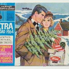 Tebeos: CLARO DE LUNA.EXTRA DE NAVIDAD 1964. Lote 24246238