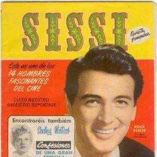 Giornalini: SISSI EXTRA DE VERANO(EN LA PORTADA ROCK HUDSON),5 PTAS,ED.BRUGUERA. Lote 25353422