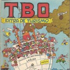 Tebeos: T B O EXTRA DE TURISMO 1981. Lote 24041771