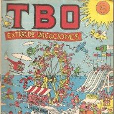 Tebeos: T B O EXTRA DE VACACIONES 1981. Lote 24041772