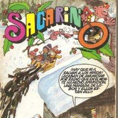 Tebeos: SACARINO EXTRA DE NAVIDAD 1981. Lote 27240987