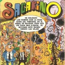 Tebeos: SACARINO EXTRA DE NAVIDAD 1984. Lote 20945141