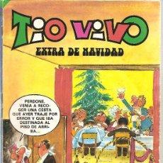 Tebeos: TIO VIVO EXTRA DE NAVIDAD 1980. Lote 26394742