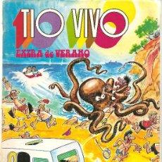 Tebeos: TIO VIVO EXTRA DE VERAN0 1978. Lote 26394744