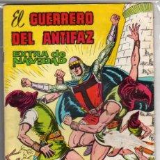 Tebeos: (M-0) EL GUERRERO DEL ANTIFAZ, EXTRA DE NAVIDAD 1978. Lote 23435333
