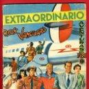 Tebeos: EXTRAORDINARIO ROCK VANGUARD , AVENTURAS FBI Y MENDOZA COLT , EDT ROLLAN , ORIGINAL, ANTIGUO,. Lote 26724456