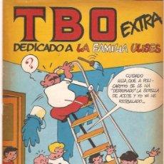 Tebeos: TBO EXTRA DEDICADO A LA FAMILIA ULISES . Lote 20422365