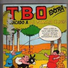 Tebeos: (M-1) TBO EXTRA , DEDICADO A LA FAMILIA ULISES , TOMO 3 , DIFERENTES NUMEROS EN ESTE TOMO.. Lote 22227961