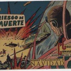 Tebeos: COMANDOS Nº 47. EXTRAORDINARIO DE NAVIDAD. SIN ABRIR. Lote 25305187