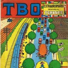 Tebeos: TEBEO EXTRAORDINARIO DEDICADO AL TURISMO - ALMANAQUE EXTRA Nº 1. Lote 27229653