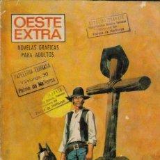 Tebeos: OESTE EXTRA ( PRESIDENTE ) ORIGINAL 1970 Nº.1. Lote 27594701