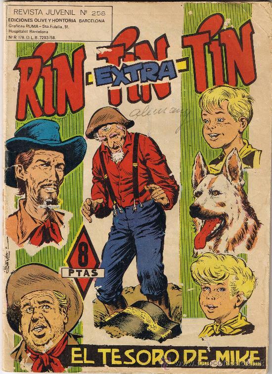 RIN-TIN-TIN - Nº 258 - EXTRA (Tebeos y Cómics - Tebeos Extras)