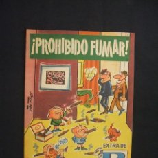 Tebeos: EXTRA DE EL DDT - PROHIBIDO FUMAR - -. Lote 28170863