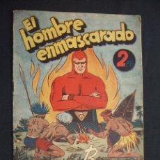 Tebeos: EL HOMBRE ENMASCARADO - EXTRAORDINARIO DE REYES - HISPANO AMERICANA - EXCELENTE ESTADO -. Lote 28612392