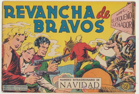 EL PEQUEÑO LUCHADOR Nº 58. (EXTRAORDINARIO DE NAVIDAD DE 1961) (Tebeos y Cómics - Tebeos Extras)