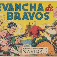 Tebeos: EL PEQUEÑO LUCHADOR Nº 58. (EXTRAORDINARIO DE NAVIDAD DE 1961) . Lote 29092903