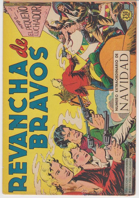 EL PEQUEÑO LUCHADOR Nº 58. EXTRAORDINARIO DE NAVIDAD. SIN ABRIR00024237 (Tebeos y Cómics - Tebeos Extras)