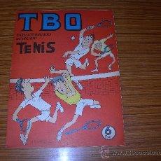 Tebeos: TBO EXTRAORDINARIO DEDICADO AL TENIS DE BUIGAS . Lote 32068026