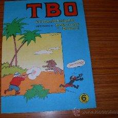 Tebeos: TBO EXTRAORDINARIO DEDICADO A MORCILLON Y BABALI DE BUIGAS . Lote 32068045