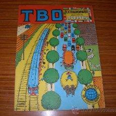 Tebeos: TBO EXTRAORDINARIO DEDICADO AL TURISMO DE BUIGAS . Lote 32068077