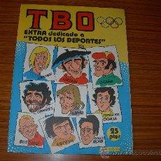 Tebeos: TBO EXTRA DEDICADO A TODOS LOS DEPORTES DE BUIGAS . Lote 32068173