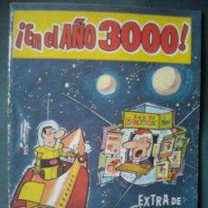 Tebeos: EXTRA DE EL DDT, EN EL AÑO 3000, AÑO 1961. . Lote 32179869